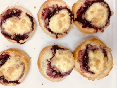 Sweet Kolaches